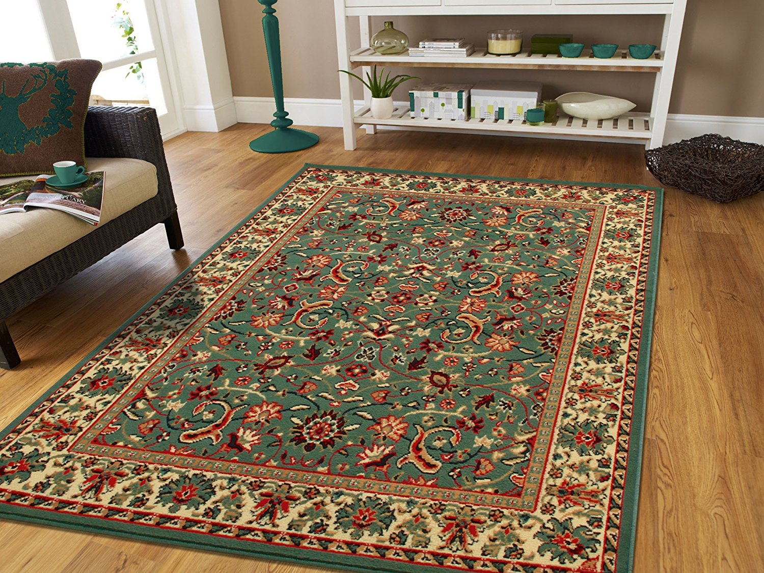 A Guide To The Types Of Area Rugs